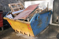 Builders Waste Removal Company London